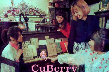 CuBerryのアーティスト写真ができました☺️