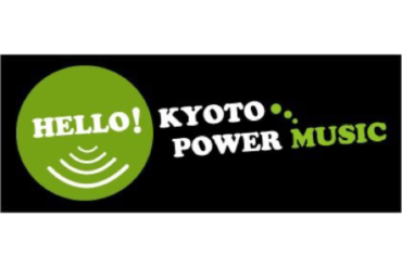 HELLO! KYOTO POWER MUSIC6月に選出
